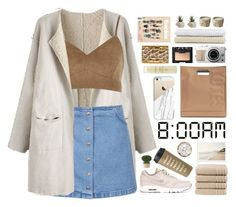 """""""Untitled #2045"""" by tacoxcat ❤ liked on Polyvore featuring River Island, NIKE, Christy, Topshop, Kate Spade, 3.1 Phillip Lim, Uttermost, Casetify, Aveda and Abyss & Habidecor"""