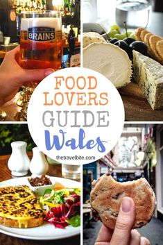 From Welsh Cakes to Welsh Rarebit, here's a list of delicious comfort foods you'll find in Wales. Welsh Recipes, Good Bakery, Visit Wales, Donut Shop, Food Tasting, Sweet Cakes, Food Lists, Places To Eat, Wine Recipes