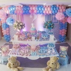 Baby Shower Party Planning Gender Reveal 51 New Ideas Shower Party, Baby Shower Parties, Baby Shower Themes, Shower Ideas, Gender Party, Baby Gender Reveal Party, Gender Announcements, Fiesta Baby Shower, Gender Reveal Party Decorations