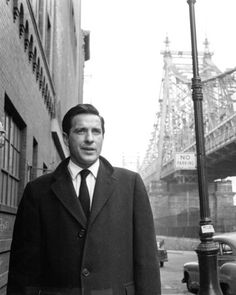 John Cassavetes. Director/Actor who made some of the great indie American films....Opening Night...A Woman Under the Influence...and more.