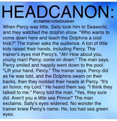 AWWWWWWW!!!!! That is so cute all my friends call me daughter of Poseidon I have brown hair green eyes tan skin and I love the ocean or any type of water