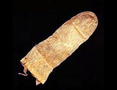 25 inventions des égyptiens de l'antiquité - Ci-dessus un préservatif !