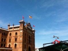 Las Ventas Plaza de Toros- Madrid