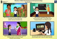Ministry of Skill Development And Entrepreneurship, Success story , PMKVY, DGE&T, Rebuilding India , Skill India Mission