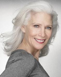 Nancy Ozelli [Aging gracefully with gray hair.] #aging #gracefully #gray #grey #hair