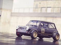 John Player Special MINI Concept by Andreas Fougner
