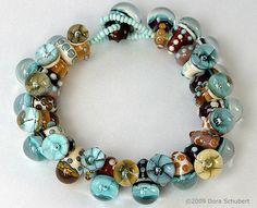 Earth-To-Mum Bubble Flower Bracelet | Flickr - Photo Sharing!