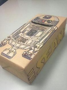star wars valentine's box