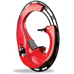 The Motorized Monocycle - Hammacher Schlemmer