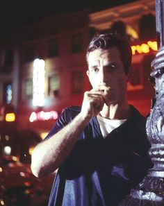 Jack Kerouac - denver was home to a great deal of the Beat Generation.