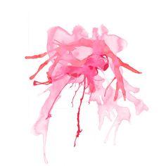 Designer Clothes, Shoes & Bags for Women Picture Frames, Texture, Polyvore, Backgrounds, Painting, Design, Details Quotes, Splash Watercolor, Pink Quotes