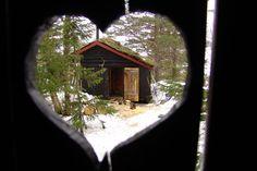 sonvasskoia3 I would love a little house. http://tinyhouseblog.com/stick-built/norwegian-koie-little-cabin/#