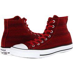 00f880251c88c7 Converse chuck taylor all star zigzag textile hi chili pepper