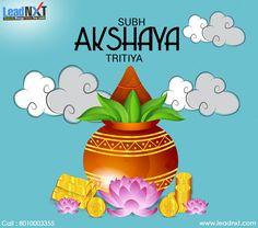 Wishing all of you a very Happy Akshaya Tritya..!! #LeadNXT #HappyAkshayaTritya www.leadnxt.com