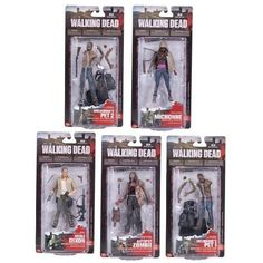 Walking dead action figures.. Yes please!