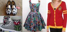 Geek style: 100 peças de roupa geek | www.taofeminino.com.br