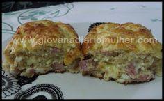 Diário de Mulher: Dukan: Pão de frios II (sem tolerados)