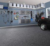 Deck and Fence Pro - Garage Carpet