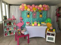 Super birthday party ideas for teens pool 44 Ideas Hawaiian Birthday, Flamingo Birthday, Luau Birthday, Flamingo Party, Birthday Wishes, Birthday Party Ideas For Teens 13th, Birthday Party Themes, Hawaiian Baby Showers, Flamingo Baby Shower