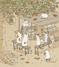 貓小姐的光陰筆記 - udn部落格