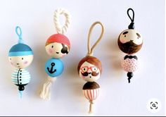 Diy Craft Projects, Diy And Crafts, Arts And Crafts, Spool Crafts, Bead Crafts, Childrens Workshop, Diy For Kids, Crafts For Kids, Clothespin Dolls