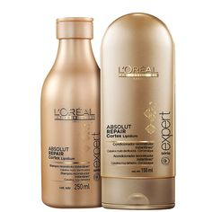 L'Oréal Professionnel Absolut Repair Cortex Lipidium Duo Kit (2 Produtos) R$ 172,80