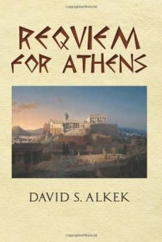 Requiem for Athens -    by David Alkek -   2013 TAA Book Award Winner - Historical Foreign Fiction -   Historical characters such as Aristotle and Plato, Philip of Macedon and his son Alexander, and the great orator, Demosthenes, surround the fictional character Phidias in his adventure through a drama-filled part of history. -   Sample Chapter Link: http://txauthors.com/Books/Requim%20Athens.htm