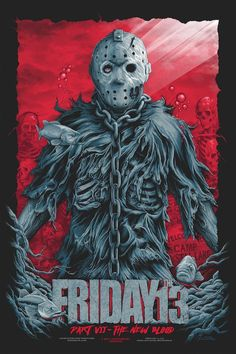 Friday the 13th Part VII - The New Blood (1988)