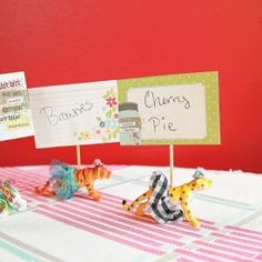 Learn how to make these fun party animals for your next gathering or your favorite space.