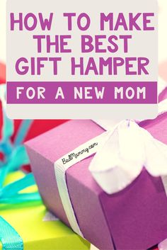 Got a pregnant pal or one who has just given birth to a gorgeous new bundle? Here's an idea for a gift a little different from the norm which will make them feel super special - it's not all about the baby you know, Mum has done a major job and deserves to be celebrated too. Homemade gifts, crafts, presents, celebrations, new baby.