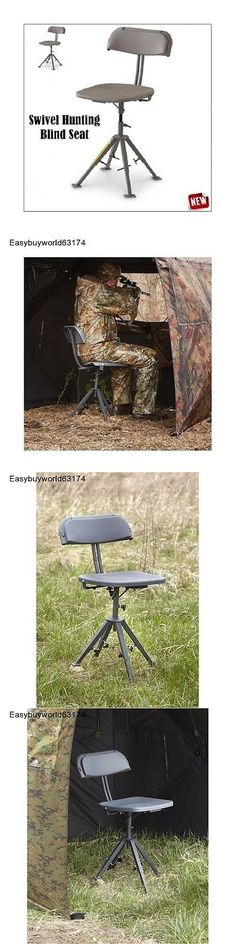 Seats and Chairs 52507 Swivel Hunting Chair Guide Gear Ground All Weather Blind Seat - & Seats and Chairs 52507: Hunting Gear 360 Swivel Hunters Camo ... islam-shia.org