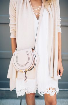We're nothing close to neutral for neutrals. WE LOVE IT. (via @hellofashblog)