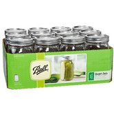 Found it at Wayfair - 1 Qt. Wide Mouth Can or Freeze Canning Jar