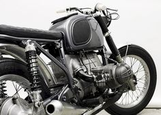 Cool Modification Of BMW R65 R80 R100 58