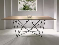 Tavoli da pranzo | Tavoli | Traversa | Foundry | Felix Low. Check it out on Architonic