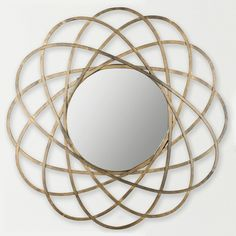 Shop Safavieh  MIR4005 Galaxy Wall Mirror at Lowe's Canada. Find our selection of decorative mirrors at the lowest price guaranteed with price match + 10% off.