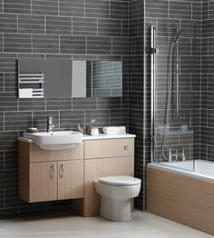 toilet sink combo for small bathroom | Aquaduo Designer 600 Combination Unit Sand Zebrano