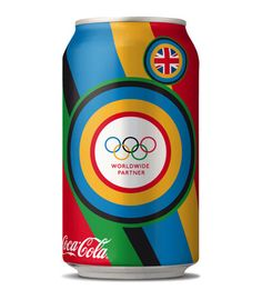 mwm graphics and attik: london 2012 olympics coca cola branding. photo credit: designboom.com ..FOLLOW THIS BOARD FOR GREAT COCA COLA PINS OR ANY OF OUR OTHER COCA COLA BOARDS. WE HAVE A FEW SEPERATED BY THINGS LIKE BOTTLES, CANS, VEHICLES, ADS AND EVERYTHING ELSE COKE...CHECK 'EM OUT!! HERE ----> www.pinterest.com