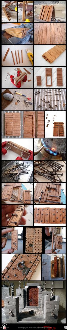 Domus project 053-055-056-057: Main door by Wernerio on DeviantArt