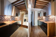 ikea LAXARBY L'échéance approche et on n'a toujours pas fait le choix de la cuisine ... Pour la couleur normalement nous allons prendre les meubles noir mat plan de travail bois (stratifié ou massif pas encore choisi) J'hésite entre plusieurs magasins...