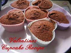 Simple Chocolate Cupcake Recipe easy for kids to make even as young as toddlers just add the frosting that your kids like