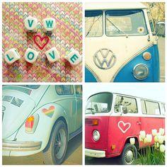VW Bugs <3 Toaster 4 camping, yaaa FUN