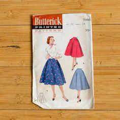 Butterick #7398