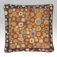 Klimt: Gold By Candace Bahouth, Ehrman wools, http://www.ehrmantapestry.com/Products/Klimt--Gold__KLG.aspx#.UUOefleZFLo