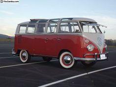 1964 VW 21 window Bus