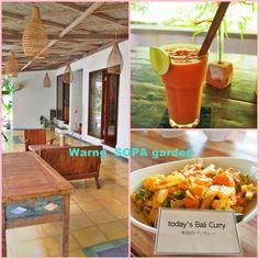 SOPA garden, Ubud Bali