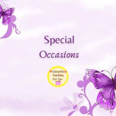 Enjoy the array of special occasions with a variety of writing prompts, literacy development ideas, and arts and crafts. #artsandcrafts #specialoccasions #occasions #literacydevelopment #literacy #writingprompts #colourfulteaching #colourfulteach #teachingtips Social Studies Activities, Math Activities, Career Education, Music Education, Student Teaching, Teaching Tips, Back To School Activities, How To Show Love, Music Lessons
