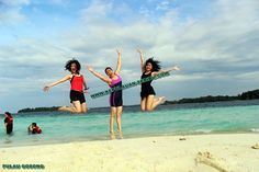 Jakarta Thousand Islands Holiday fun. http://kepulauan-seribu.com