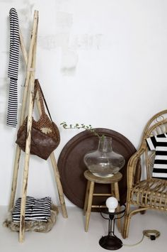 DIY Rustic Wooden Coat Hanger | Shelterness