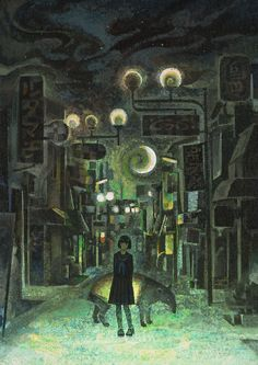 Jun Kumaori - Empty Kingdom - Art Blog